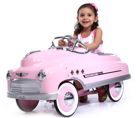 being wise in shopping can keep your toddlers safe from pedal cars for kids